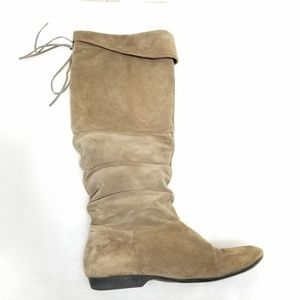 Enzo Angiolini| 😍 Knee High Genuine Suede Boots